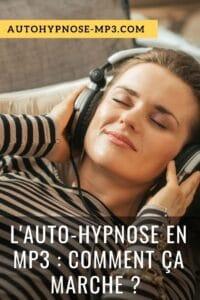 L'auto-hypnose en mp3 comment ça marche