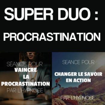hypnose procrastination